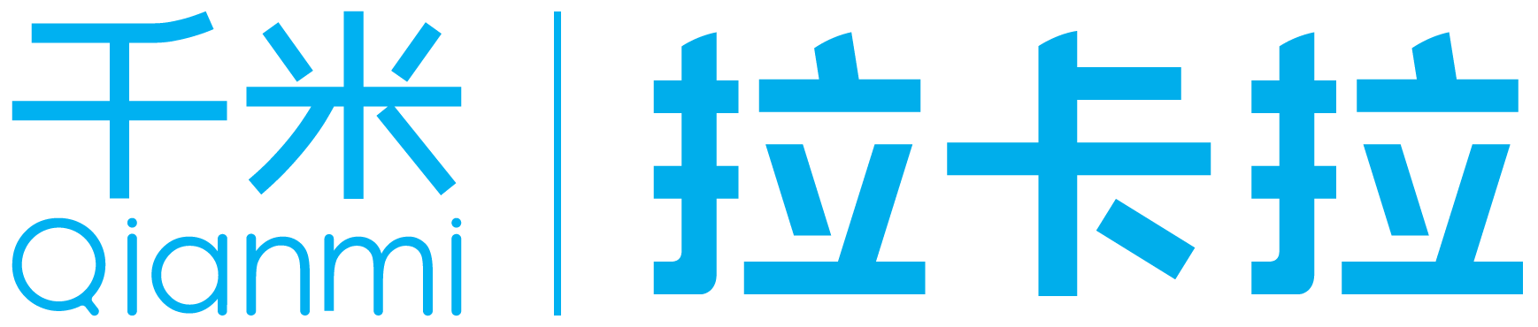 千米logo